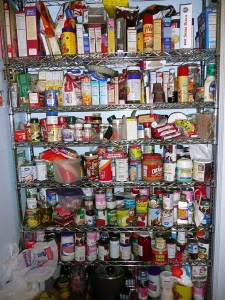 Raise your hand if your pantry looks like this