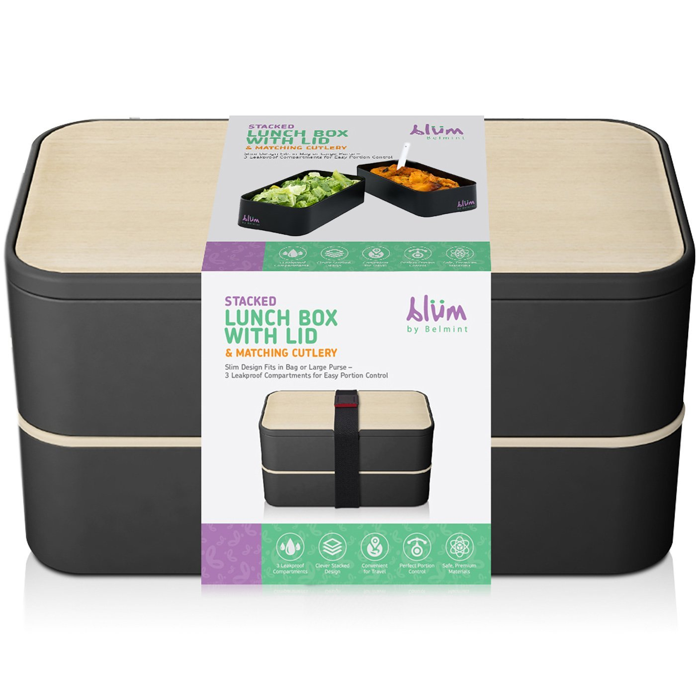 Eco Friendly Lunch Boxes for Kids and Adults